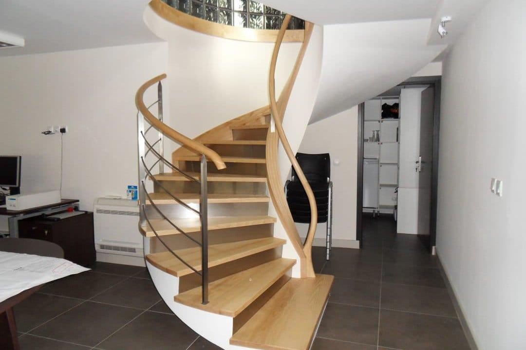 escalier au fil des marches haute-savoie